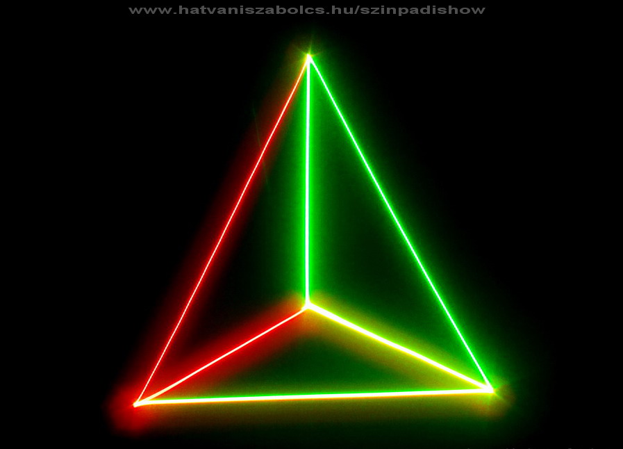 RGB (Fehér) LÉZER